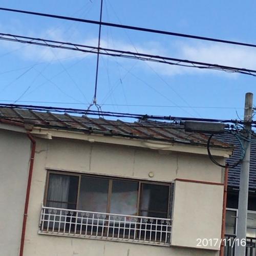 瓦棒屋根の葺き替えリフォーム名古屋