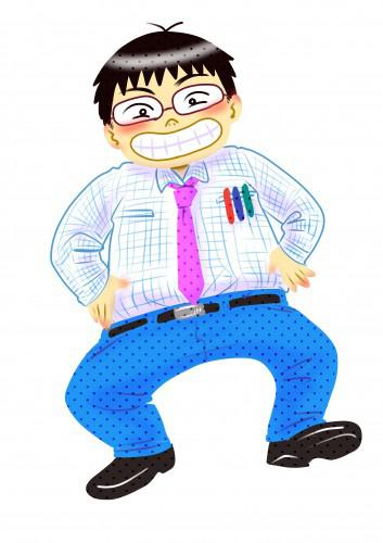 アリジュク講師紹介 その5 田中先生