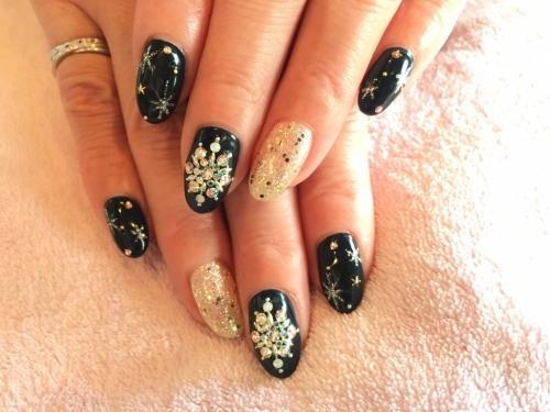 winter nail★