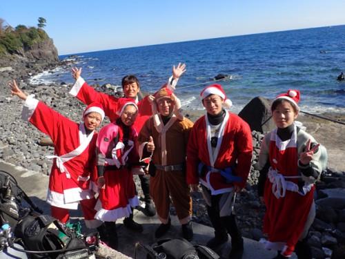 11/25(土) 伊豆海洋公園2ビーチダイビング