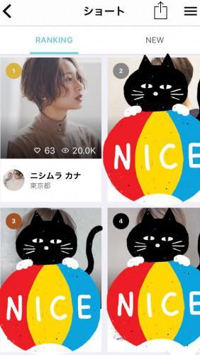 【 HAIR 】ショート&パーマ で1位 ニシムラ カナ