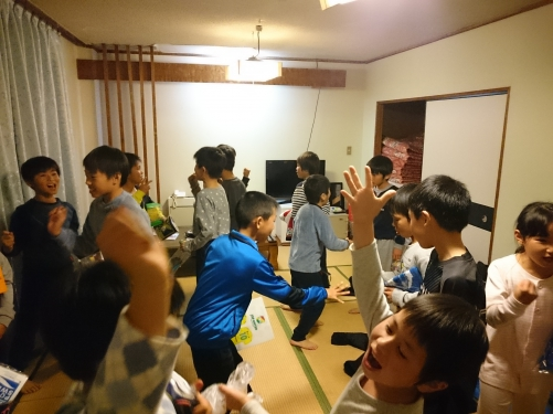 U-9冬合宿③