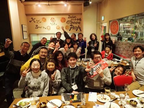 12/9(土) クリスマスパーティー
