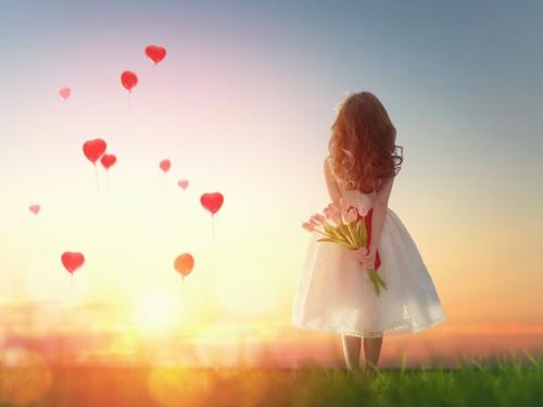 愛の意識、アセンションした地球  ~愛の女神ラメールより~