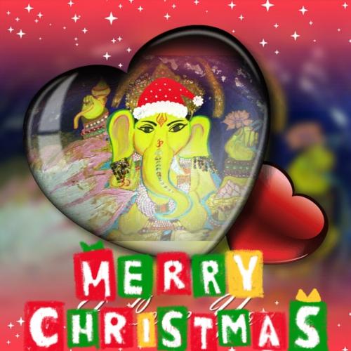 ブログからメリークリスマス