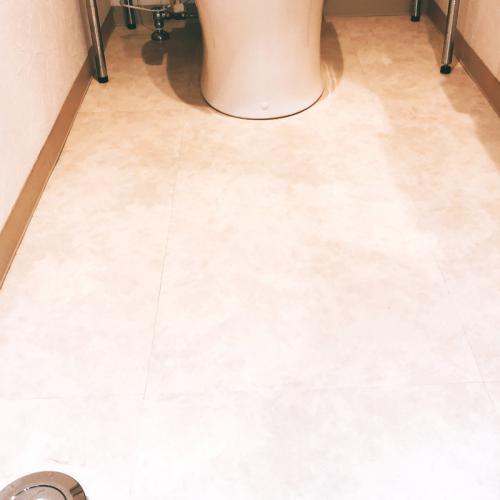 年末の大掃除…トイレ編