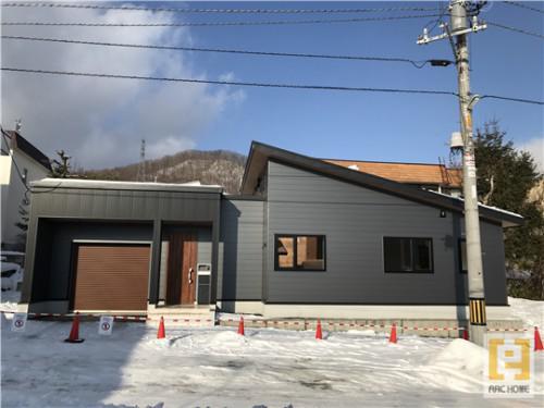 ☆新築戸建物件☆札幌市建築中現場情報を更新!お引渡し♫