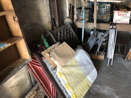 札幌市リフォーム工房楽人  残置物撤去