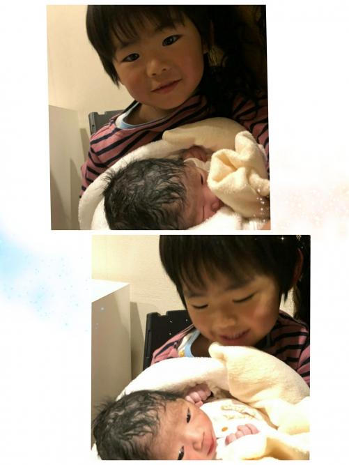 成人式に新生児誕生致しましたよ(^^)