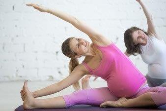 妊婦さんの腰痛、背中痛はお腹の張りをチェック