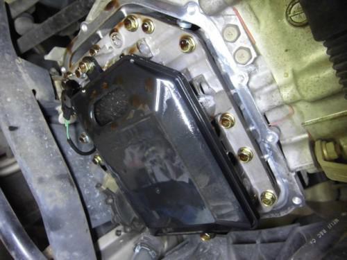 三菱H42Aトッポ ATの変速ショックが・・・Part 1