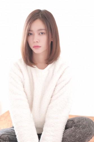 スタイリング簡単!ミディアムボブスタイル 【 千田 営司 】