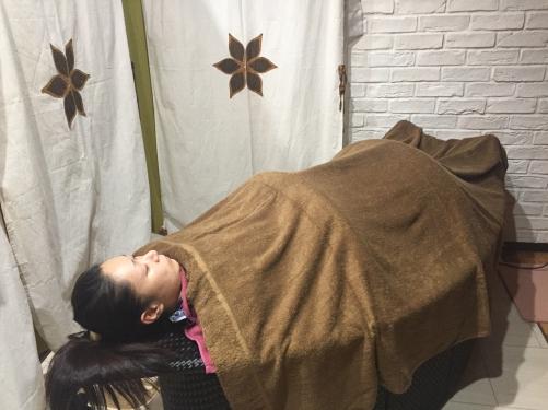 ハーブスチーム浴 2号店タワンで初登場!