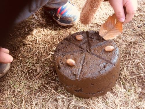 チョコレートケーキ‼︎    秋津・所沢 託児所