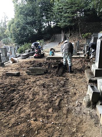 戸塚区 蔵田寺「S」家様墓地