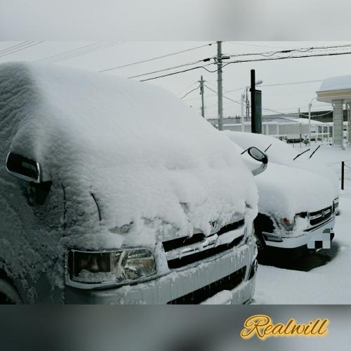 大寒波〜大雪〜