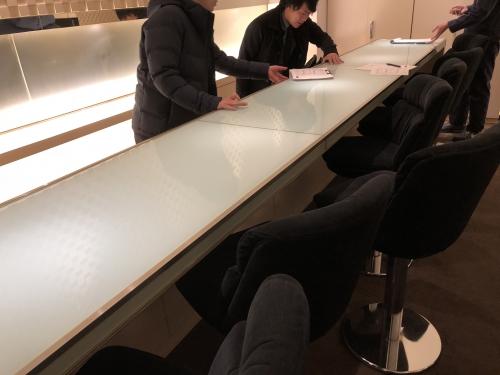 札幌市リフォーム工房楽人 店舗リフォーム