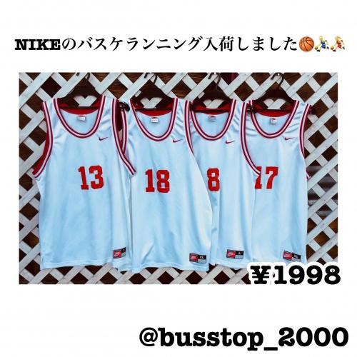 NIKEのバスケランニング入荷しました( ^ω^ )