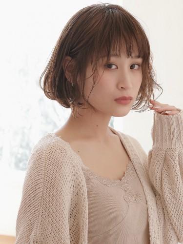ゆるボブ 【 ニシムラ カナ 】