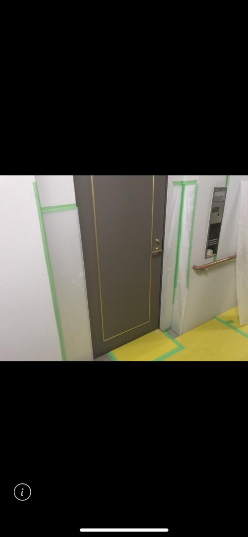 札幌市リフォーム工房楽人 内装工事開始前の準備