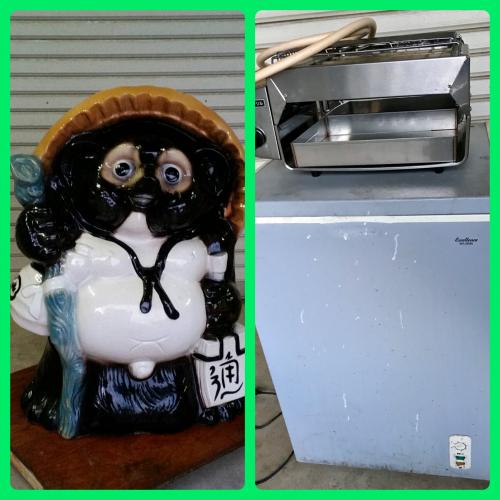 成田市並木町にて業務用厨房機器の買い取り