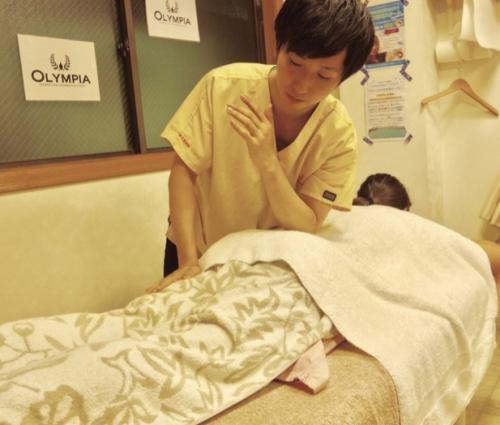 千歳烏山で祝日も指圧マッサージ整体接骨はオリンピア鍼灸整骨院