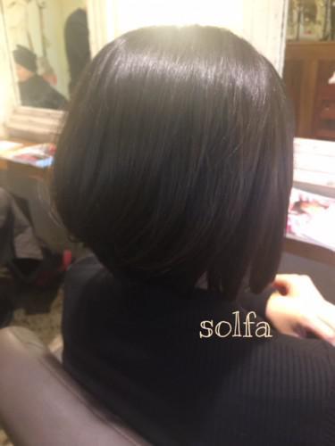 SOLFAで新しいおしゃれ髪に変身しましょ☆!