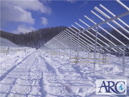 太陽光発電北海道No.1施工実績のアークだから出来る事!