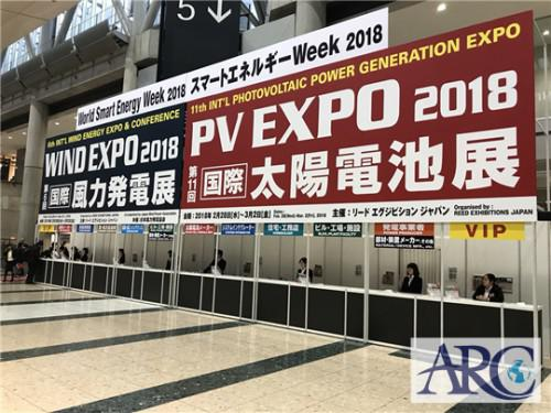 PV EXPO2018視察 in東京ビッグサイト!