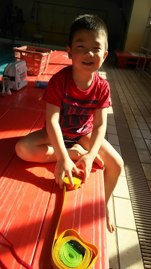横浜さくらちびっこ水泳大会‼