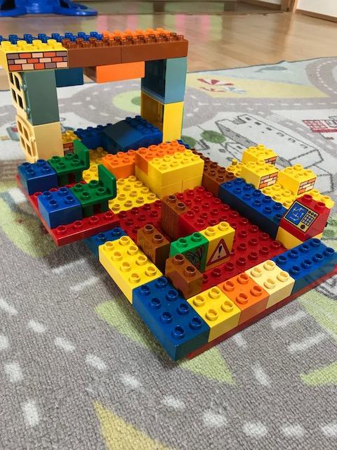 レゴ 遊園地 保育