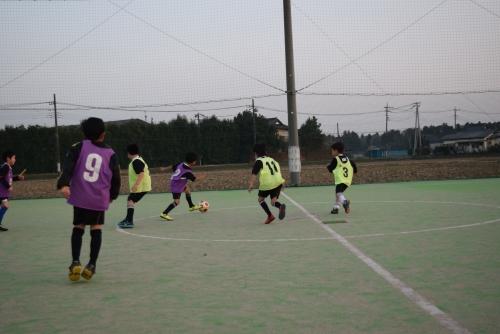 水曜サッカースクール