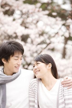 桜デートのススメ 千葉 結婚相談所