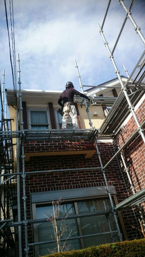 青葉区松風台S様邸屋根外壁塗装工事
