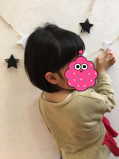 4歳のお子様の可愛いボブスタイル 調布美容院