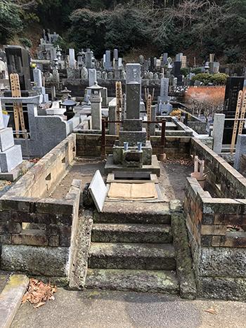 大長寺「H」様墓地