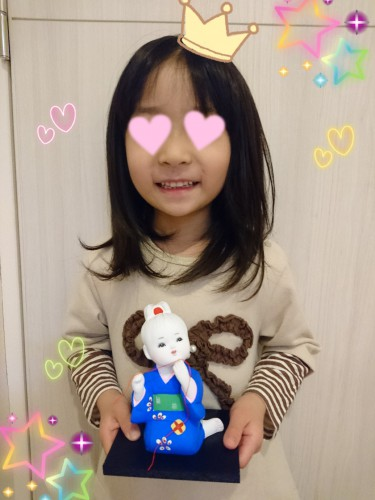 博多人形!!