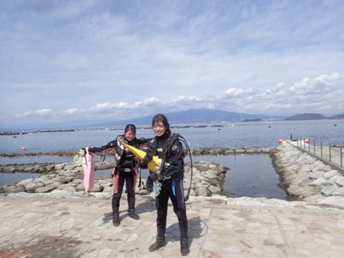 3/24(土) 平沢:体験ダイビング