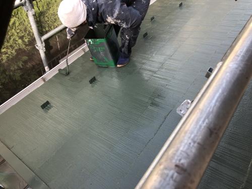 青葉区美しが丘西U様邸屋根外壁塗装工事