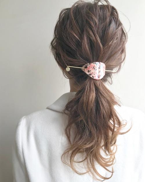 シルソワ  花びらシリーズ ピンク マジェステ