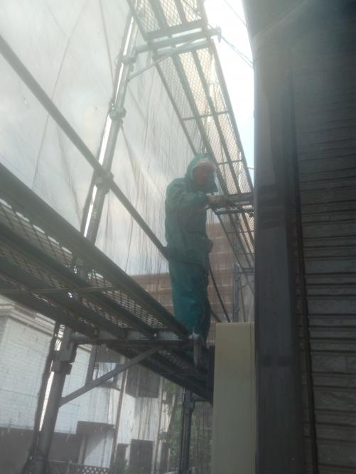 横浜市都筑区中川Y様宅塗装工事