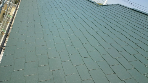 青葉区美しが丘西S様邸屋根外壁塗装工事