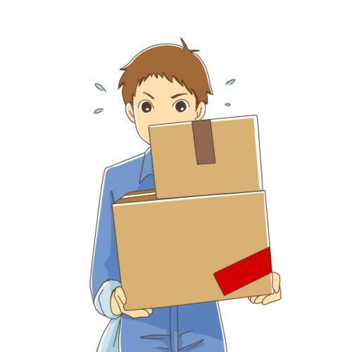 渋谷区にてお荷物移動実行!