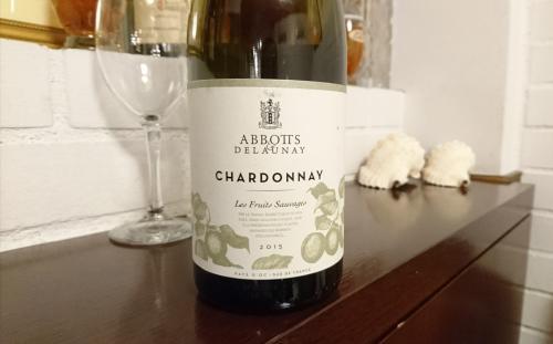 ブルゴーニュを感じる南仏産シャルドネ種の白ワイン
