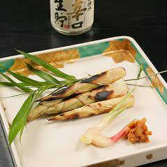 【5/3】本日、山形より今が旬の「姫竹」が入荷しました。