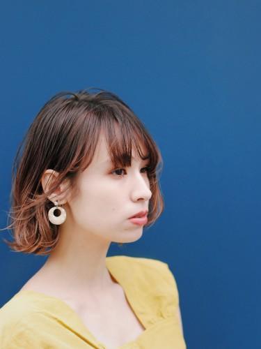 レイヤーボブ【 ニシムラ カナ 】