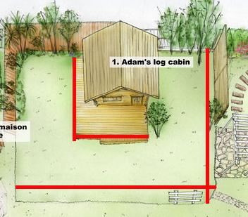 ガーデンプランタン:撮影ポイント3