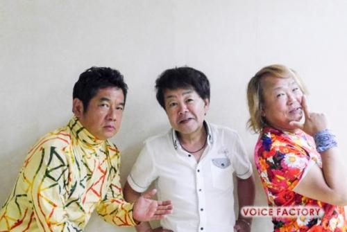 カンフル罪&劉 哲志フォト