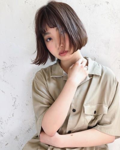 コンパクトボブ 【 イッシキ ケンタ 】