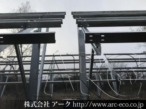 [苫小牧市」工事中太陽光発電現場情報を更新!
